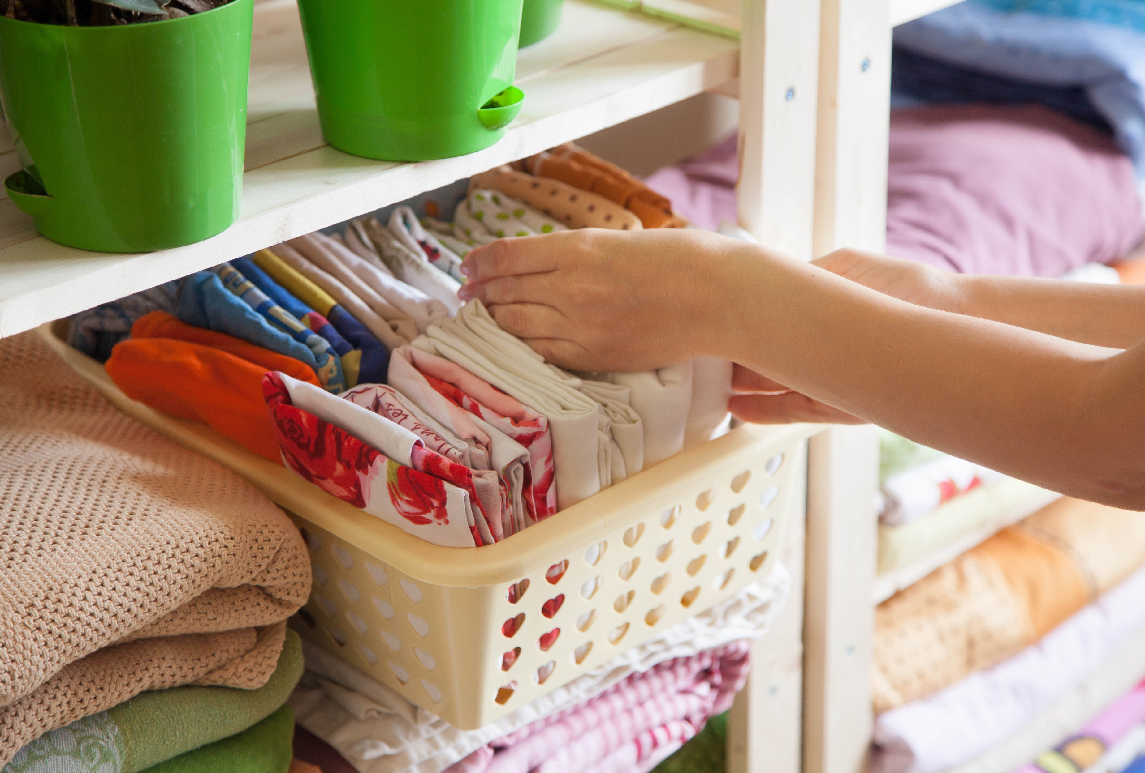 Tips to Keep Your Linen Closet in Order