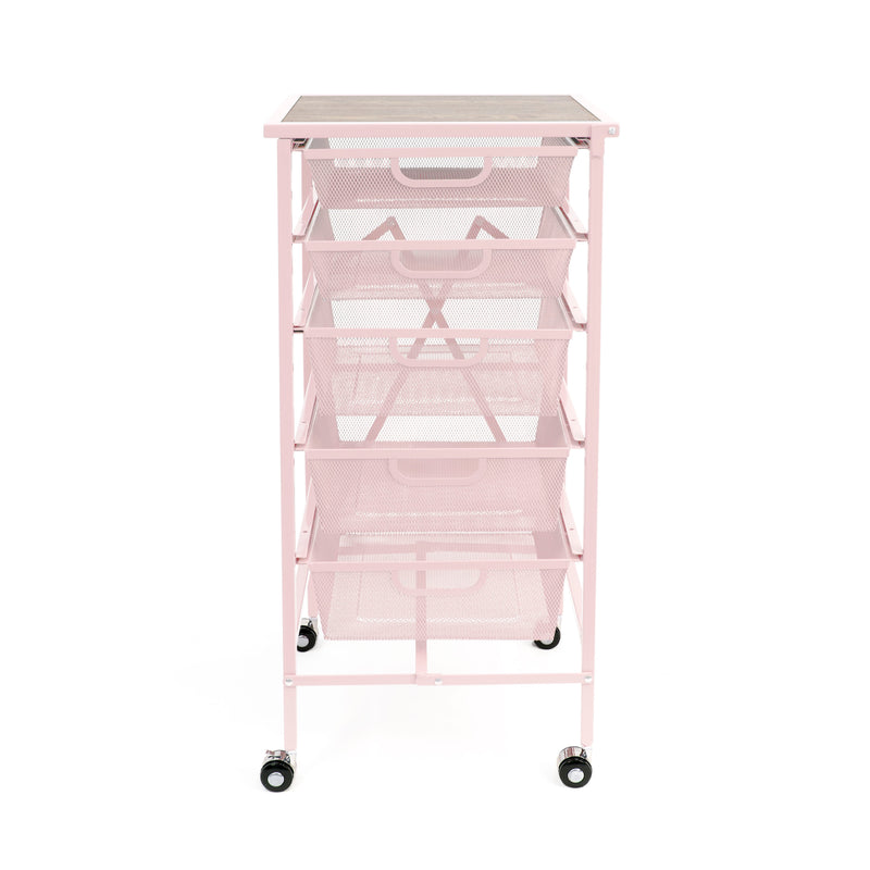 5-Drawer Storage Cart [OB]