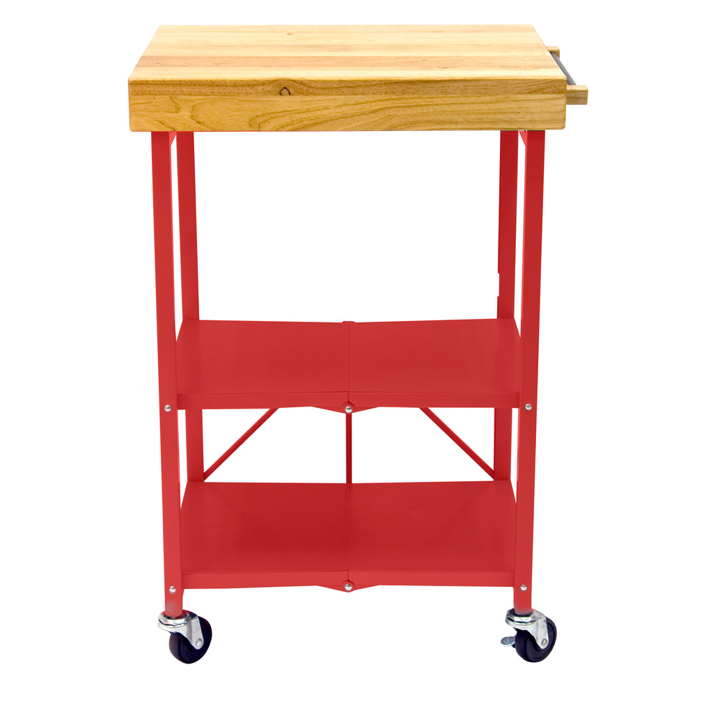 Kitchen Island Cart With Wheels Ob