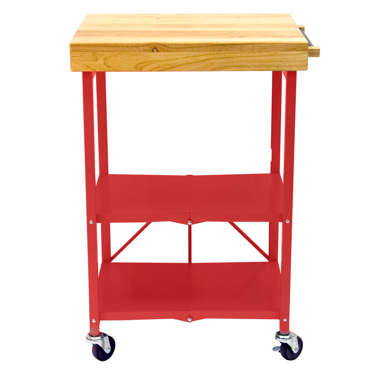 Kitchen Island Cart with Wheels [OB]