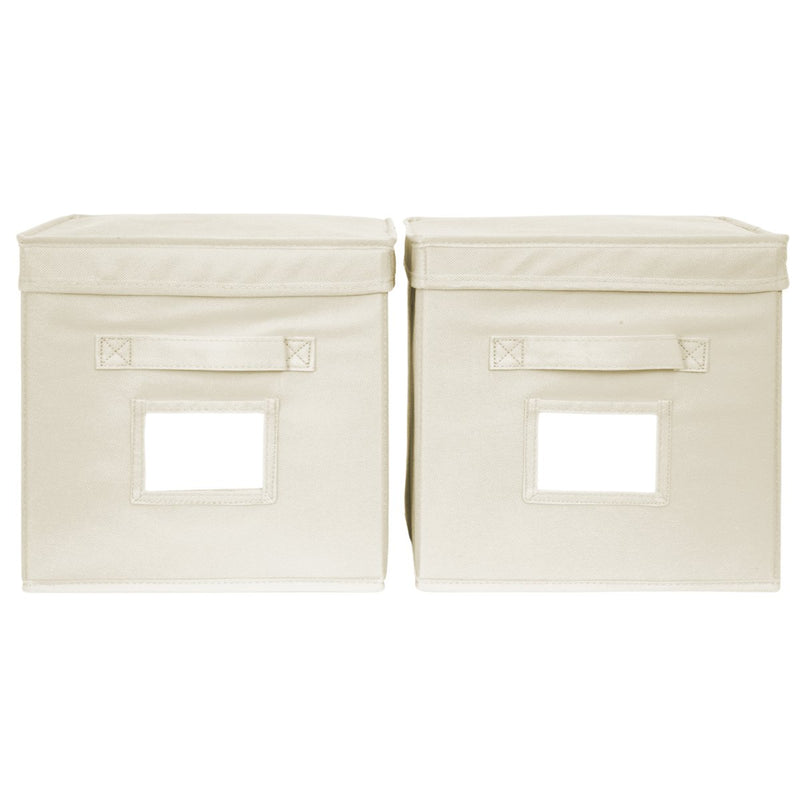 Storage Bins for RB Series Bookshelf (Two Pack)