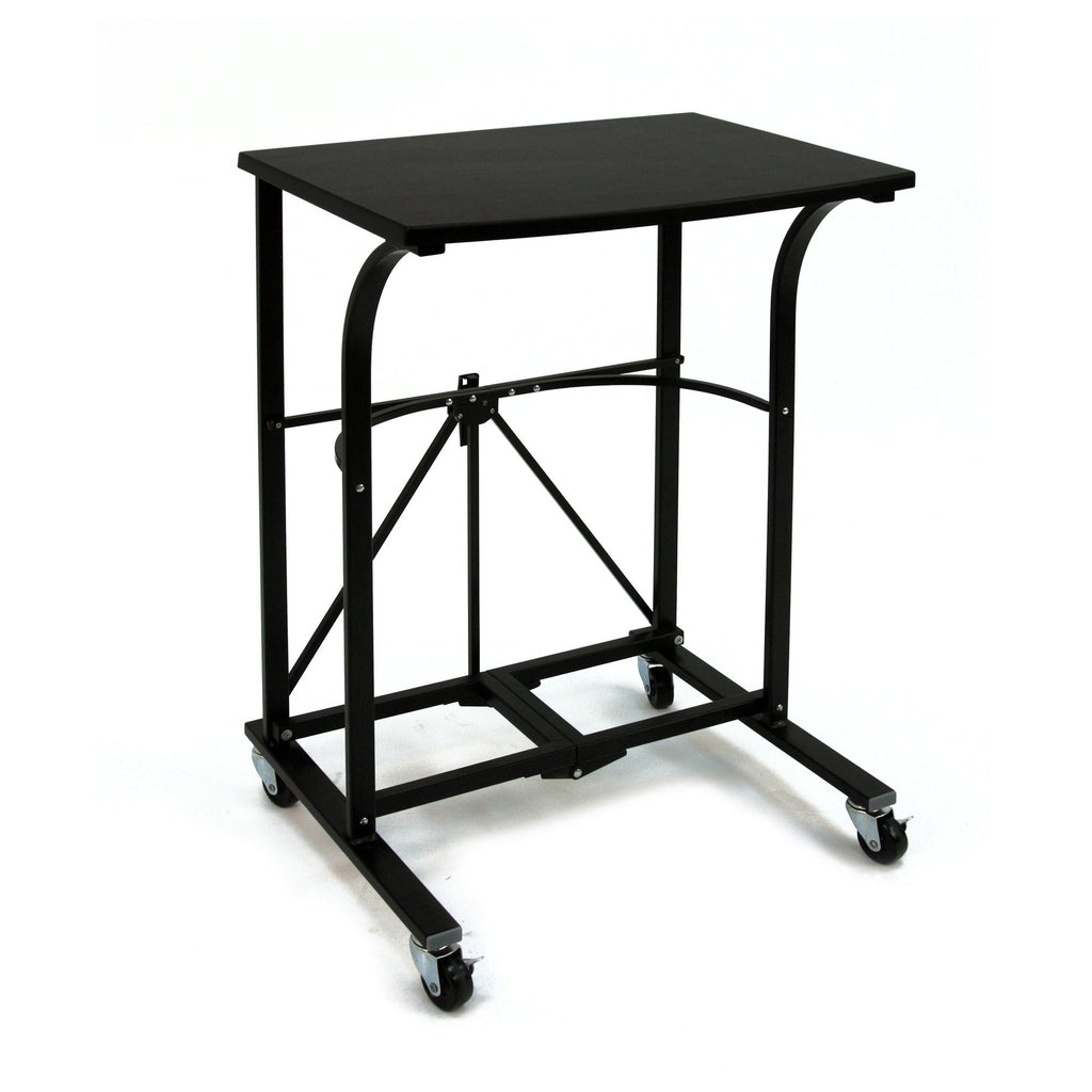 Small Portable Laptop Trolley