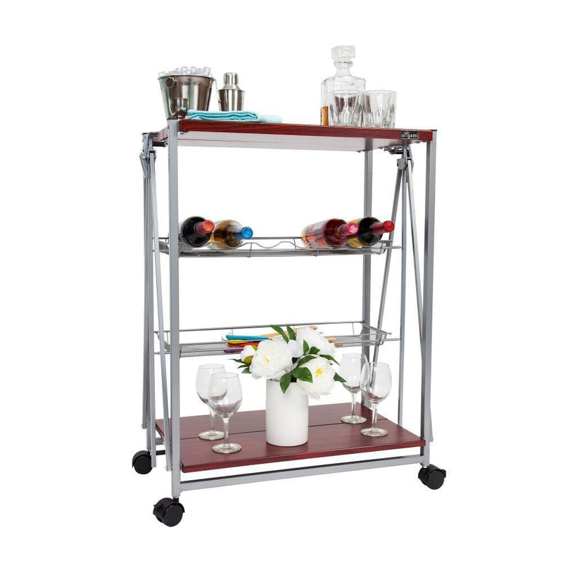 Refurbished - T 3-Shelf Island Caddy Slim [Refurbished]