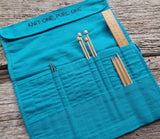 Vanessa Bee Rollup Knitting Needle Holder
