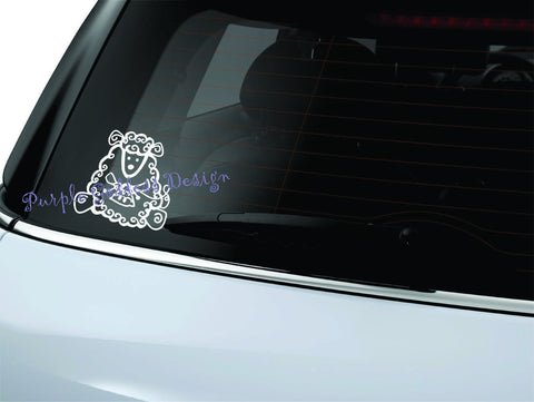 Knitting & Crochet Decal Stickers