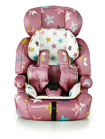 Cosatto Zoomi (5 Point Plus) 123 Carseat