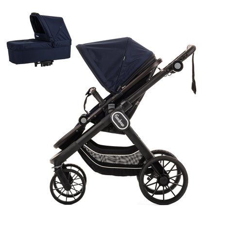 Emmaljunga NXT90 Carrycot and Stroller
