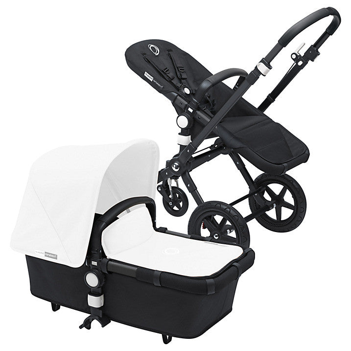 Bugaboo Cameleon3 Black Chassis / Black base - 4 Week Delivery