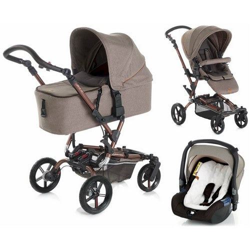 Jane Epic Stroller 2018, Micro Carrycot and Koos I-size Carseat - Delivery in 4 weeks