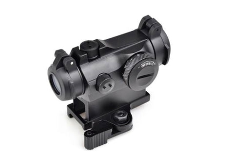 Element T2 Reddot with QD Mount & Low Mount Black