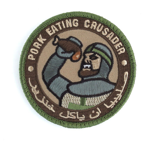 MSM Pork Eating Crusader  (Various Colours)