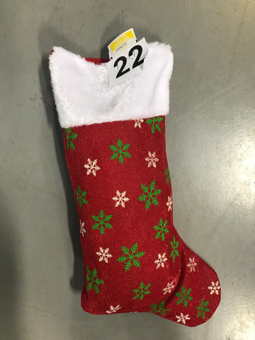 Holiday Stocking #22