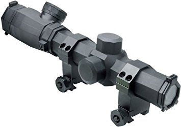Nc Star 1.1X-4X 20mm Octagon Scope Series