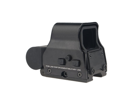 OTH 556 Reflex Sight  Side Button QD BK