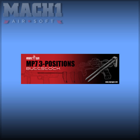 MP7 3-Position Buttstock for KWA/KSC