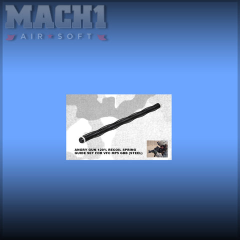 Angry Gun 120 Percent Recoil Spring Guide for VFC MP5 GBB