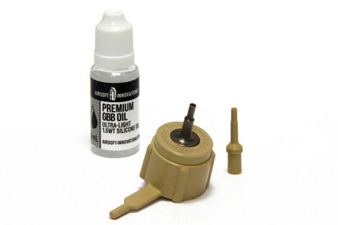 Airsoft Innovations Steel Propane Adaptor Kit