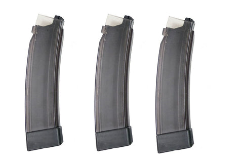ASG SCORPION EVO 3 A1 75rds Magazine Smokey 3 Pack
