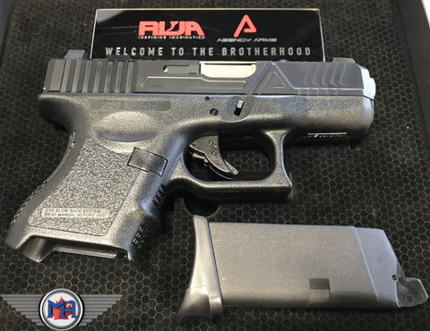 Mach 1 Custom Agency Arms G26 (Collectors Edition)