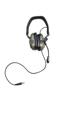 EARMOR M32 MOD3 Tactical Headset (Foliage Green)