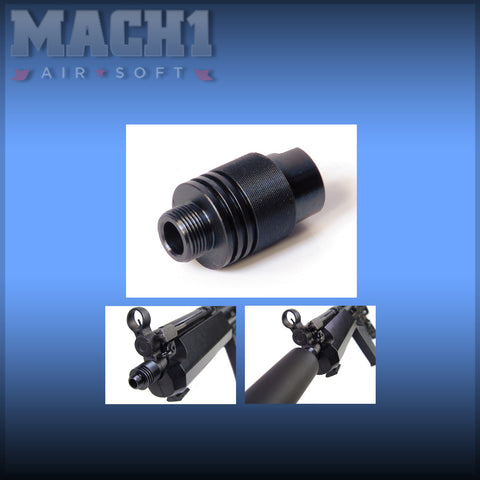 F.Factory Silencer Attachment G3 Type 2