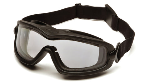 Pyramex V2G Plus Glasses  (Dual Pane, Clear)