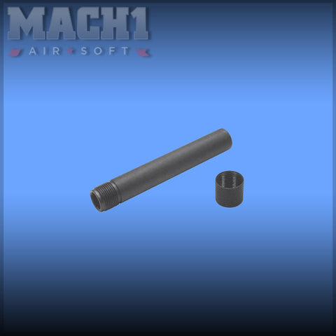 Steel Threaded Outer Barrel for TM P226 (14mm Negative) Guarder