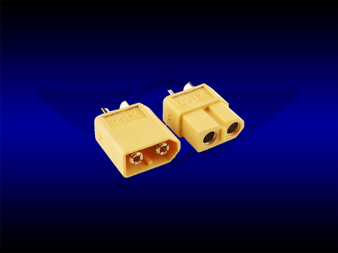 Gate XT-60 Connectors (Pair)