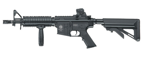 (CLEARANCE) M4 R.I.S With Crane Stock (ICS-127)