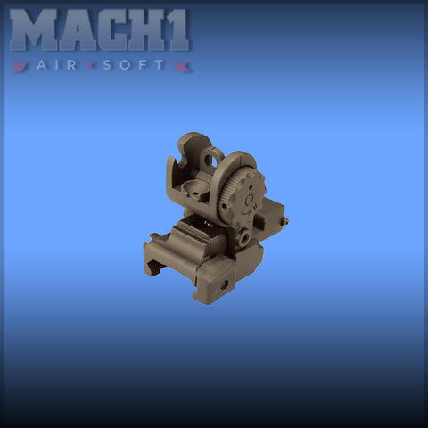 ICS Rear Sight Set For SIR