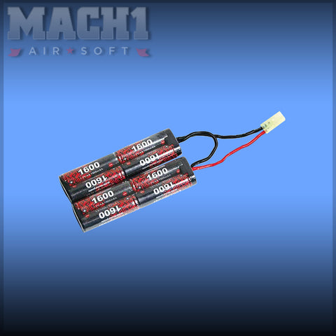 (CLEARANCE) 9.6V-1600mAh EP Battery