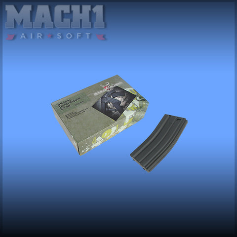 M16 120 Rounds Magazines Box Set (10pcs) - BK