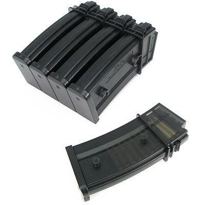 G36 50 Rounds Magazines Box Set (5pcs)