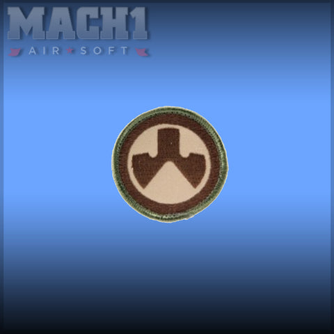 Magpul Logo Patches - Dark Green