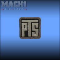 Magpul PTS Logo Patch - ACU Dark