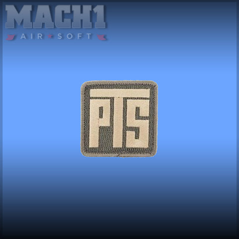 Magpul PTS Logo Patch - ACU Light