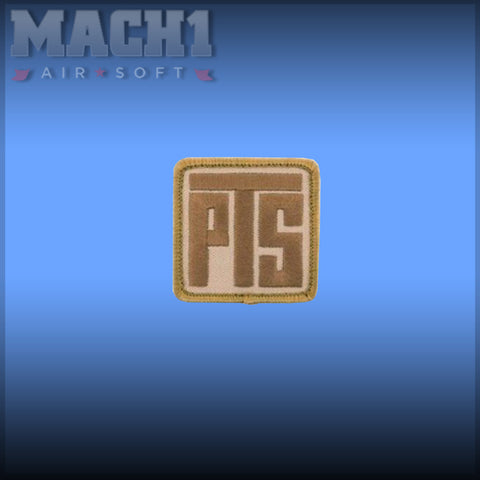 Magpul PTS Logo Patch - Desert Tan