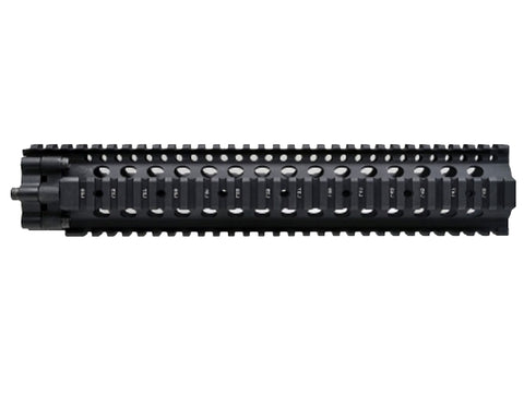 "Madbull Daniel Defense 7.62 Lite Rail  12"" Black"