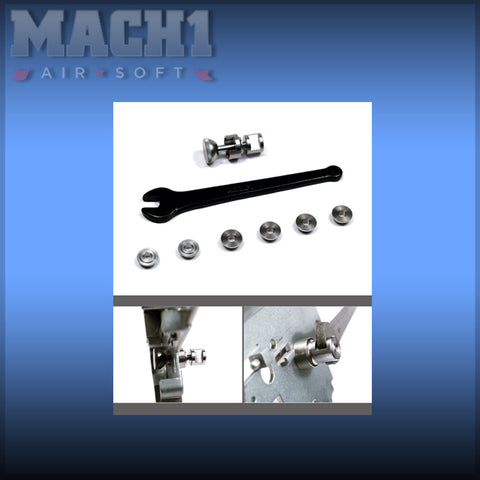 MODIFY 2006 Bushing Kit (6mm)