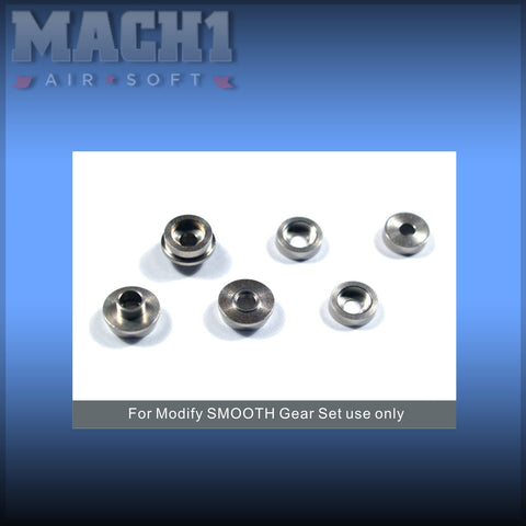 Stainless Bushing for Smooth Gear Set 8mm