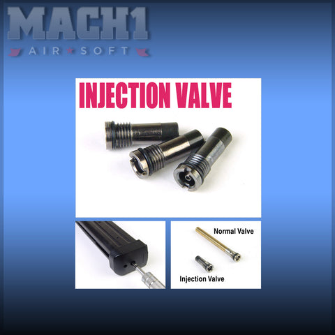 Nine Ball Injection Valve BK