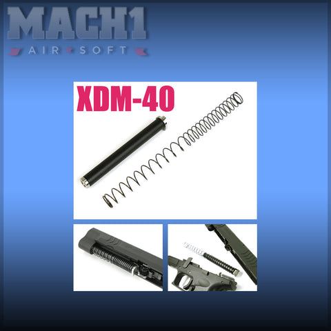 Nine Ball Marui XDM-40 Recoil Spring Guide Set