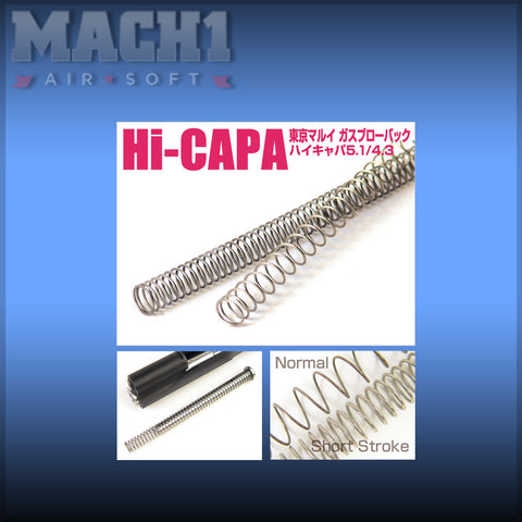 Nine Ball Hi-CAPA5.1 Short Stroke Recoil Spring