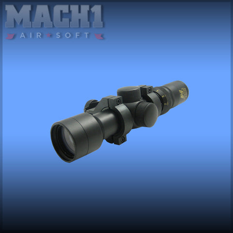 2-6X28 AR15/M16 Scope