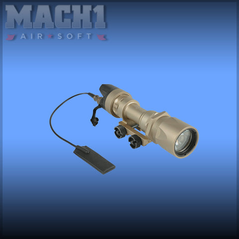 M951 Tactical Light LED Version Super Bright - Tan