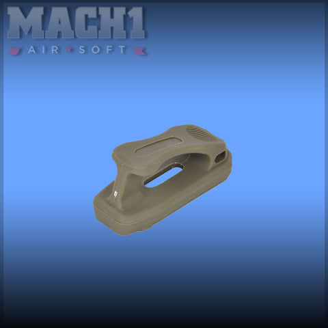 Element Magazine Ranger Floorplate for M4 TAN