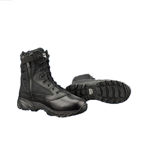 "Original S.W.A.T. Chase 9"" Side-Zip Tactical Boot Black"