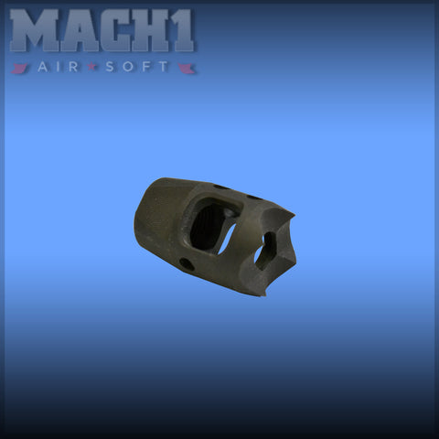 Mini Steel Constructed Flash Hider