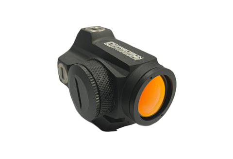 Precision Dynamics Micro Red dot with Side button (Shock Resistant)