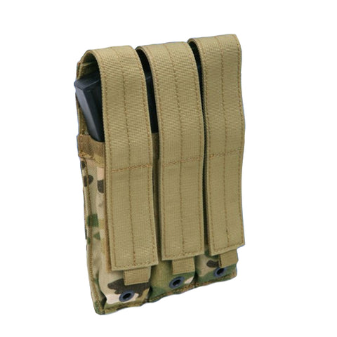 Pantac Molle MP5 Triple Mag Pouch
